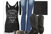 Country Girl Style / by Billi