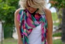 Scarves / by Holly Basso
