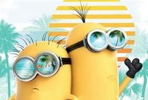 Minions / by Holly Basso