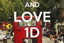 ONE DIRECTION / I One Direction sono una boy band di origini anglo-irlandesi, idoli della musica pop.