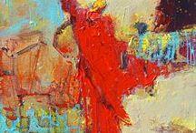 abstract art / Arte astratta