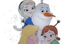 Frozen & Tangled / More Disney