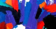 Mind's eyes / Tratta di arte figurativa, informale, astratta : delle opere mie e di altri che attraggono gli occhi della mia mente.
