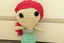 Knit the moon / Crochet y dos agujas