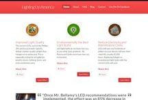 Website Portfolio / A sample of sites we've created