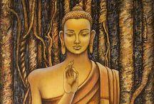 ☪佛陀  Buddha 仏陀「ぶった」