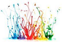 COLORA LA TUA SCRIVANIA / Devi rinnovare la tua scrivania e il tuo ufficio e non sai che colore scegliere? Rosso, arancio, giallo, blu, verde, bianco... trova il colore più adatto a te!  #ColoraLaTuaScrivania