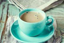 Morning. ... and coffee / Risveglio