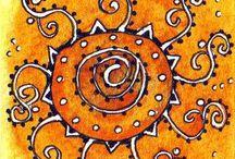 ㊙️脐輪 太陽輪 solar chakras