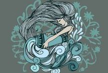 Aquarius / The water bearer - zodiac