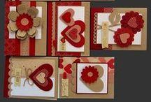 DIY - Scrappers Love / Ecco la bacheca con tante idee dal web per gli amanti dello Scrapbooking. Lo Scrapbooking nasce dall'amore per la carta  e ci si può sbizzarrire creando biglietti, inviti, bomboniere, album....e non solo.