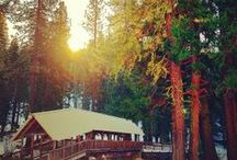 Retreat / Tuolumne County's various retreat locations for getting outside and seeking natural beauty.
