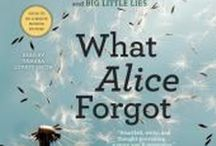 Readalikes--What Alice Forgot by Liane Moriarity
