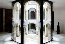 Museums / Gallery, architecture, art
