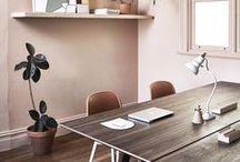 Workspace / Desk, meeting room, production
