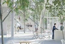 Education / Classroom, university, playground