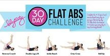 FITNESS: 30 DAY CHALLENGES