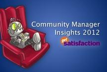 CM lähteet / Community managerit -artikkelia varten kerätyt lähteet. Community managerit tekevät työtään erilaisten nettiyhteisöjen parissa.