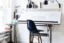 Work Space / by Yu Yamabe