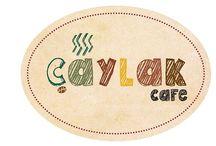 Caylak Cafe / Enfes tatlılar ve kahveler...