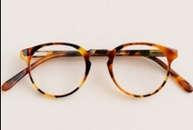 Glasses! Everywhere!