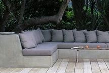 Sit down and relax / Seating areas, terraces and private spots