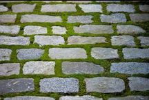 Surfaces / Artful, sophisticated, modern, old-fashioned and just interesting patterns for paving, surfaces, slabs