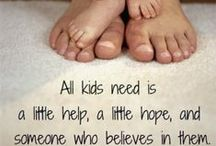 Quotes on kids / Quote about kids, parenting, babies, and family