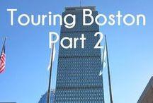 Touring Boston Part 2 / Go on a photography tour of Beantown