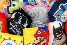 Kids Present Ideas / A great selection of Christmas presents to reinvigorate your Child's bedroom!