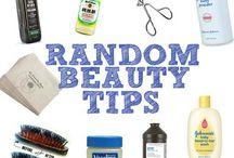 Beauty Tips/Makeup / by Christina S