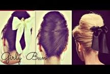 The crown of  womans beauty #Hair / how to work with what you got