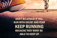 Running Motivation / My passion for running.  / by Sabina Khan