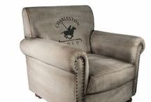Comfortable sitting / puffs, armcheirs, sofas