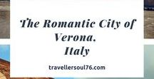The Romantic city of Verona, Italy / The city made famous thanks to Shakespeare's tale of love and tragedy, Romeo and Juliet. Come on a photography tour of the city!