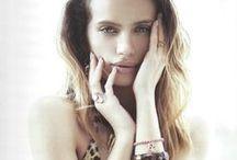 editorials strawberry & cream jewelry / fashion photography