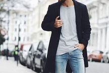 Menswear: Denim / Timeless, but always fresh. Denim is the style shortcut that feels easy, yet looks anything but. Wear it your way.