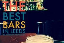 Best Bars In Leeds / A selection of Redbrick Properties staff favourite bars in Leeds. All have been tried and tested, more than once!