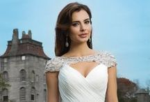 Justin Alexander 2015 collection / New Justin Alexander dresses just arrived in Newport store. Absolutely stunning dresses!