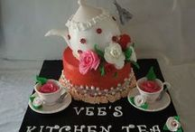 Aunty Fad's Kitchen Cake Addiction / Customised and hand crafted cakes and cupcakes.