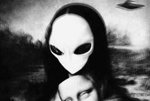 Aliens, UFOS, Space / Anything..Alien, UFOS, Space. Pictures, paintings, videos etc... / by Bob Batting