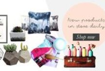New To Our Store / This is where we feature all of our new products! Available online at www.edenhome.com.au