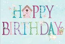 Happy Birthday / by Bianca Brouwers