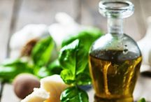 Olive Oil / Making a salad without oil and vinegar is heresy.  Explore the richness of nature's bounty.