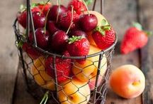 Fanciful Fruits / Eat wisely and choose fruits with natural sugars over factory processed sugars.