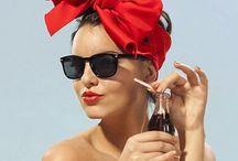 • Moda • Retrô • / Inspirações para aderir de vez o estilo retrô. #BabiPinUp