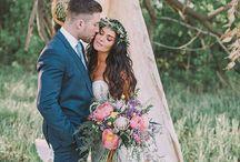 • Casamento • / Inspirações para festa de casamento. #BabiVaiCasar