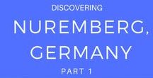Discovering Nuremberg, Germany Part 1 / Come on a photographyc journey in Nürnberg, a historic and charming German city!