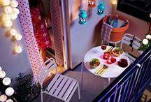 • Decoração • Apto Alugado • / Inspiração para decoração de um apartamento alugado #ApêDaBabi