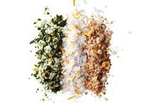 Savvy Sea Salt / Sea salt as a finishing salt makes a huge difference in cooking!